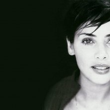 Wallpaper di Natalie Imbruglia in b/n
