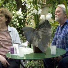 Albert Delpy e Marie Pillet in una scena del film 2 Days in Paris