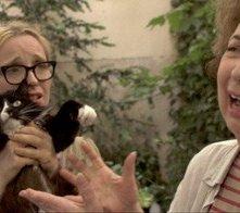 Julie Delpy e Marie Pillet in una scena del film 2 Days in Paris