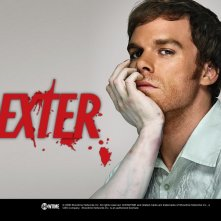 Wallpaper della serie Dexter con Michael C. Hall