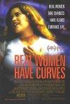 La locandina di Le donne vere hanno le curve