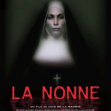 La locandina francese di THE NUN