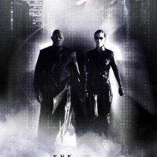 La locandina originale di MATRIX REVOLUTIONS