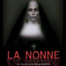 Un manifesto promozionale francese di THE NUN