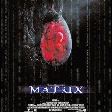 Una delle locandine originali di MATRIX - 2
