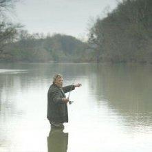 Albert Finney in una scena di BIG FISH