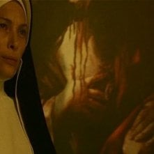 Cristina Piaget in una scena di THE NUN