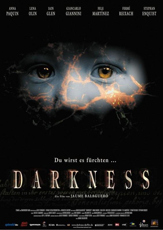 La Locandina Tedesca Di Darkness 46345