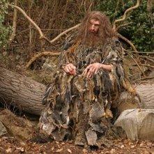 Matthew McGrory in una scena del film Big Fish