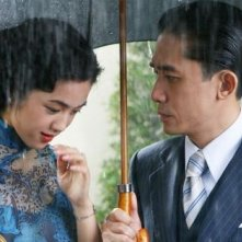 Tony Leung insieme a Wei Tang in Lust, Caution