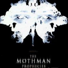 Una delle locandine originali di THE MOTHMAN PROPHECIES - VOCI DALL'OMBRA