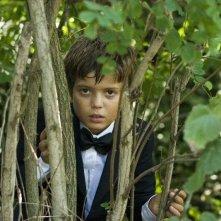 Francesco Lopez in una scena de Il bosco fuori