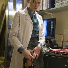 Marley Shelton in una scena del film Planet Terror, episodio del double feature  Grind House (2007)