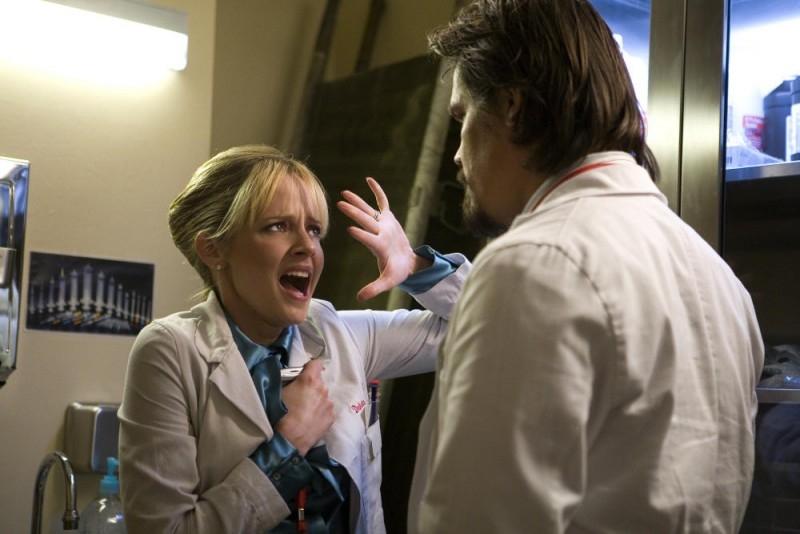 Marley Shelton In Una Scena Del Film Planet Terror Episodio Del Double Feature Grind House 46525