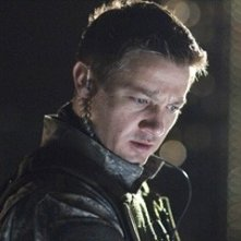 Jeremy Renner in una scena del film 28 Weeks Later