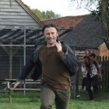 Robert Carlyle in una scena del film 28 Weeks Later
