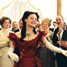 Romola Garai in una scena del film Angel