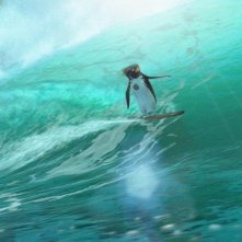 Un'immagine del film Surf's Up - I re delle onde