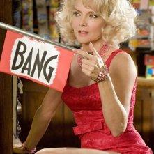 BANG! una splendida Michelle Pfeiffer in una scena di Hairspray