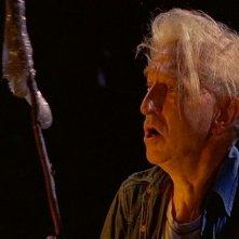 Olin Howland in una scena di BLOB, FLUIDO MORTALE