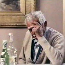 Boris Karloff in una scena di BERSAGLI