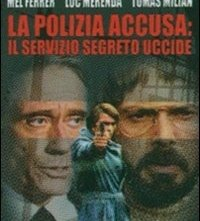 La locandina di La polizia accusa: il servizio segreto uccide