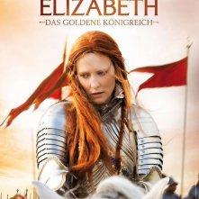 La locandina tedesca di Elizabeth: The Golden Age