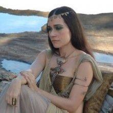 Josi Antello in una scena di Cléopatra