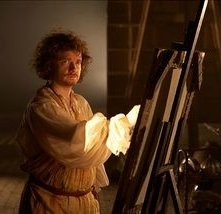 Martin Freeman in una scena di Nightwatching