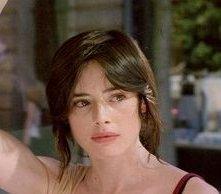 Pilar López de Ayala in una scena di En la ciudad de Sylvia