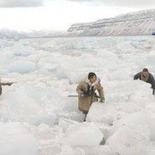 Una scena di Far North