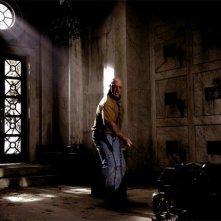Una scena di film Saw 4