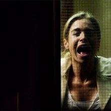 Una scena inquietante del film Saw 4