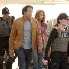 Jessica Biel, Nicolas Cage e Julianne Moore in una scena del film Next