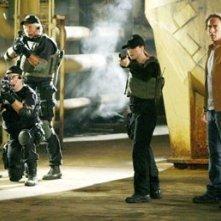 Nicolas Cage e Julianne Moore in una sequenza del film Next