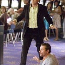 Nicolas Cage in una scena drammatica del film Next