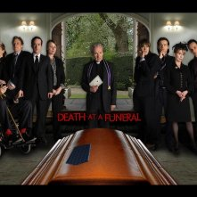 Wallpaper del film Funeral Party