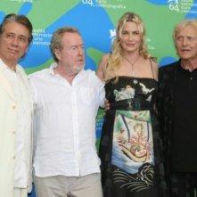 Edward James Olmos, Daryl Hannah, Ridley Scott e Rutger Hauer al Lido per il Blade Runner 'definitivo'