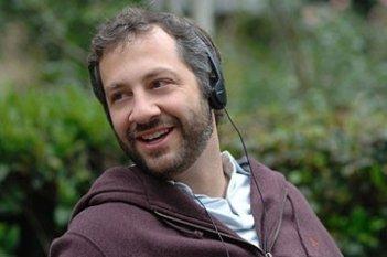 """il produttore Judd Apatow sul set di SuxBad ??"""" 3 menti sopra il pelo"""