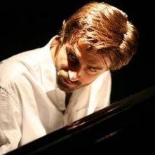 Kim Rossi Stuart in una scena del film Piano, solo, del 2007