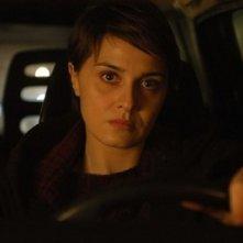 Paola Cortellesi in una scena del film Piano, solo