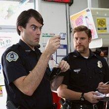 """Seth Rogen e Bill Hader in una scena di SuxBad ??"""" 3 menti sopra il pelo"""