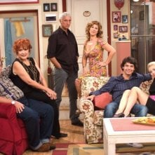 Una foto di gruppo del cast di '7 Vite'
