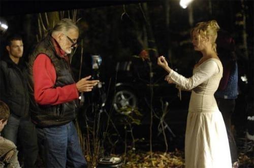 George Romero Sul Set Di Diary Of The Dead 47172