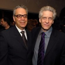 Howard Shore e David Cronenberg