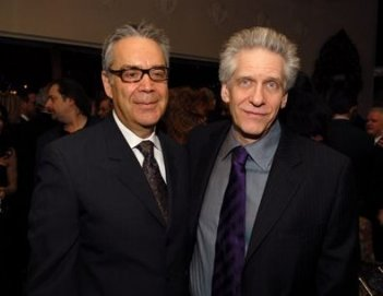 Howard Shore e David Cronenberg
