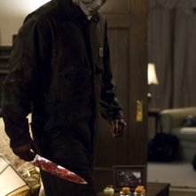 Tyler Mane in una scena del film Halloween: The beginning