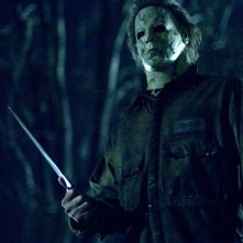 Tyler Mane nel film Halloween the beginning