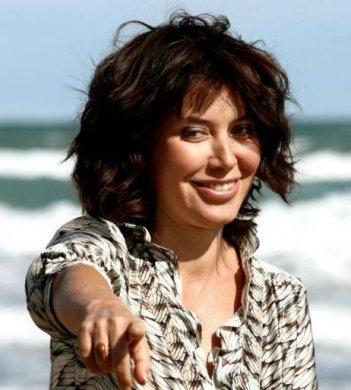 Sabina Guzzanti presenta Le ragioni dell'aragosta nelle Giornate degli autori 2007