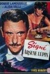 La locandina di Il ritorno di arsenio Lupin